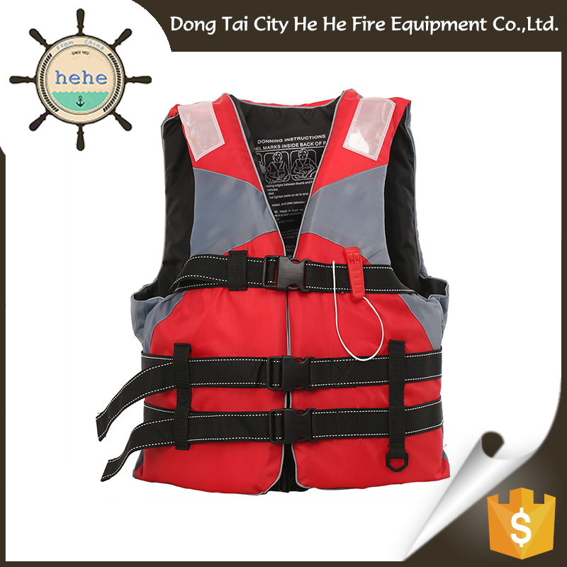 High Precision Customized Price Personalized Marine Life Jacket