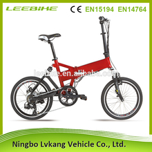 tilting electric trike bike with pushing handle women electric bicycle