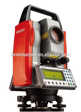 Fashionable exported brand total station pentax used R-400series types of total station with USB port ,SD card ,Bluetooth