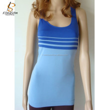 Wholesale Latest Fashion Design High Quality Women Sport Tank Top