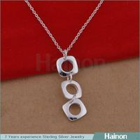 yiwu factory 925 silver stamp pendant