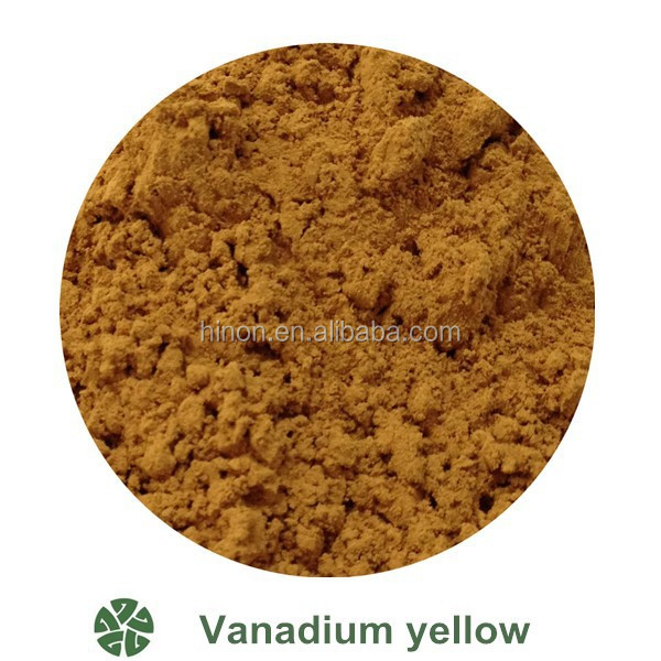 Vanadium Yellow Ceramic Pigment Yellow Pigment