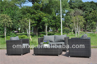 2013 poly synthetic rattan or wicker outdoor furniture hotel furniture