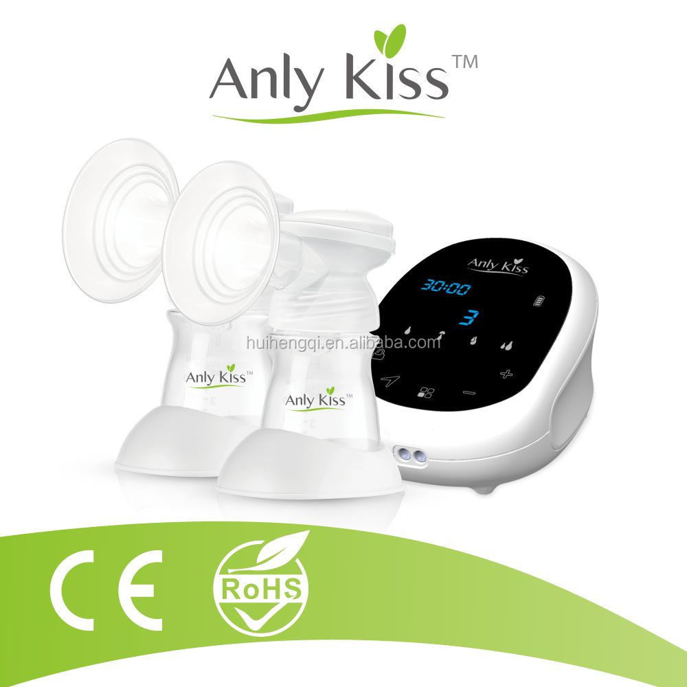 Anly Kiss Double Breast Pump Electric BPA free