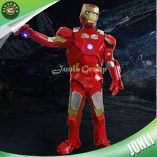 Lisaurus-CH512 Wholesale Chinese new year warrior costumes new arrival adult body armour