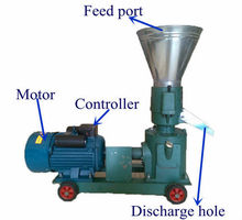 High quality pellet machine used small wood pellet machine for sale