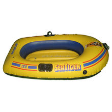 canoe water sport inflatable boat made in china with paddles big boat
