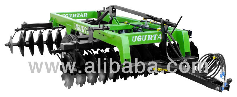 UTAGD HEAVY WHEEL GOBLE DISC HARROW