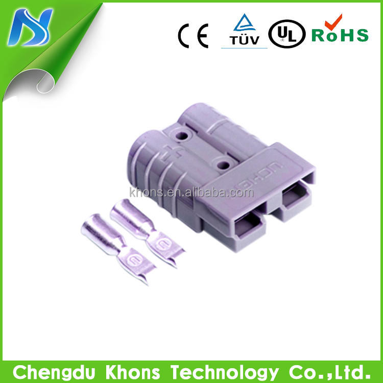 50amp single pin storage battery quick disconnect electrical connectors