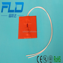 Customize CE ROHS ISO approve 12v electric heating cooling pad