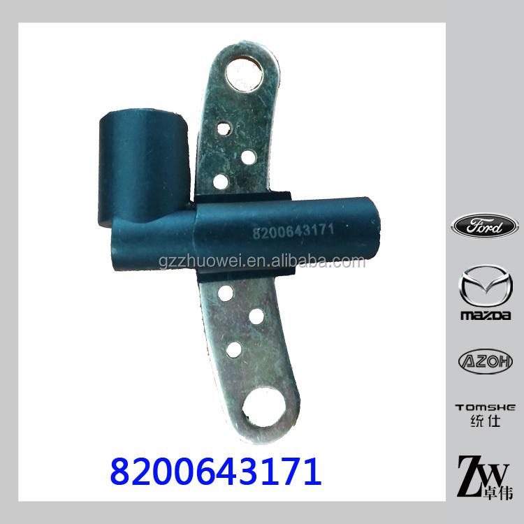 accessoires de voiture vilebrequin capteur de position pour renault dacia 8200643171 capteurs. Black Bedroom Furniture Sets. Home Design Ideas