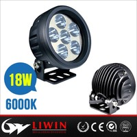"Cheap Good Quality 4x4 LED Motorcycle Headlights / 18w 3.5"" Off-Road Car LED Driving Lights"