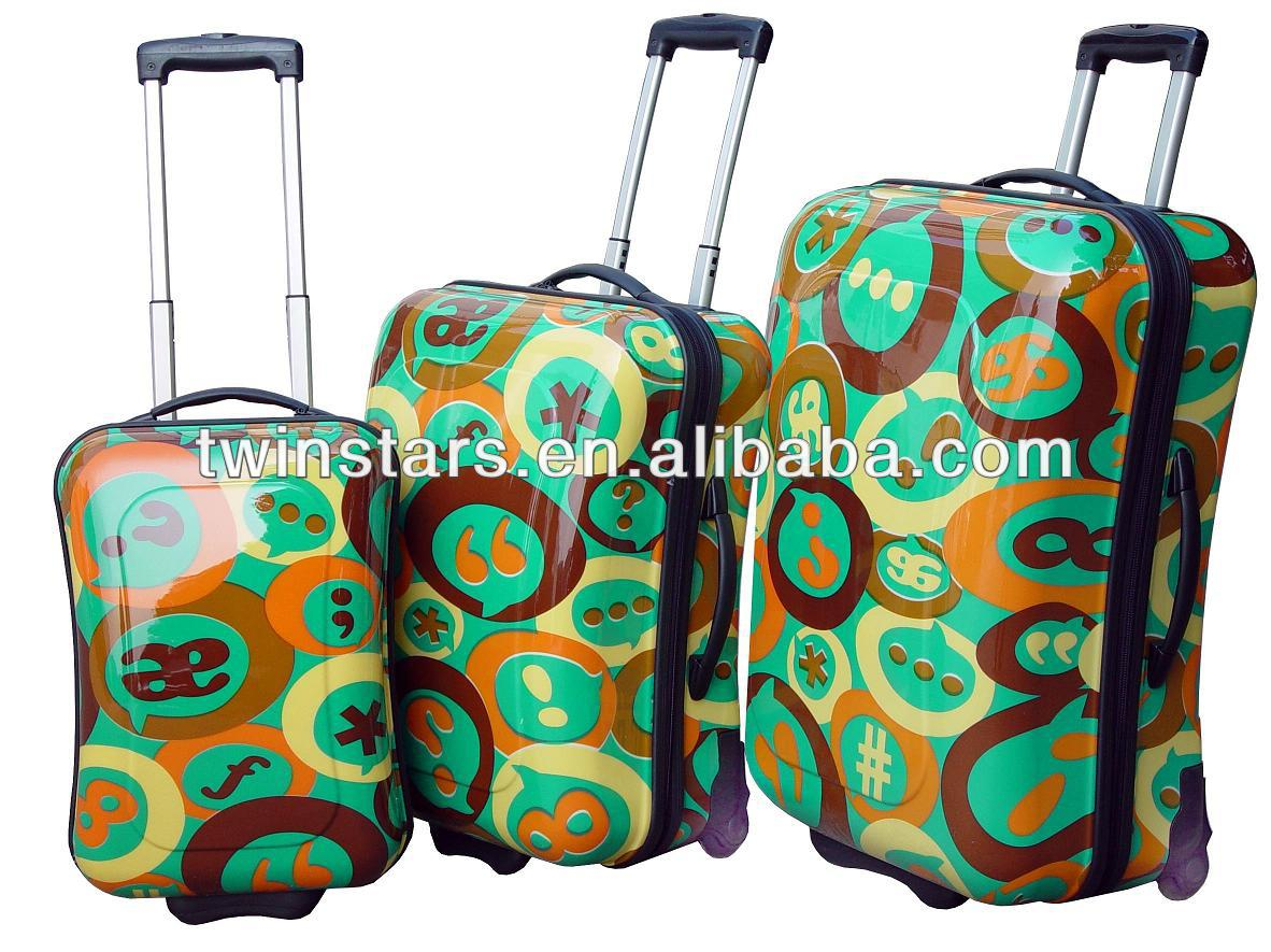 Newest 20/24inch colorful travel bag