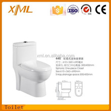 toilet flush mechanism one piece toilet