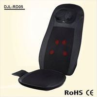 Cool Kneading Rolling Heating Back Massage Cushion for chair, car