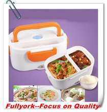 Protable Electric Heating Lunch Container Electric Lunch Box Plastic Food Heater Box