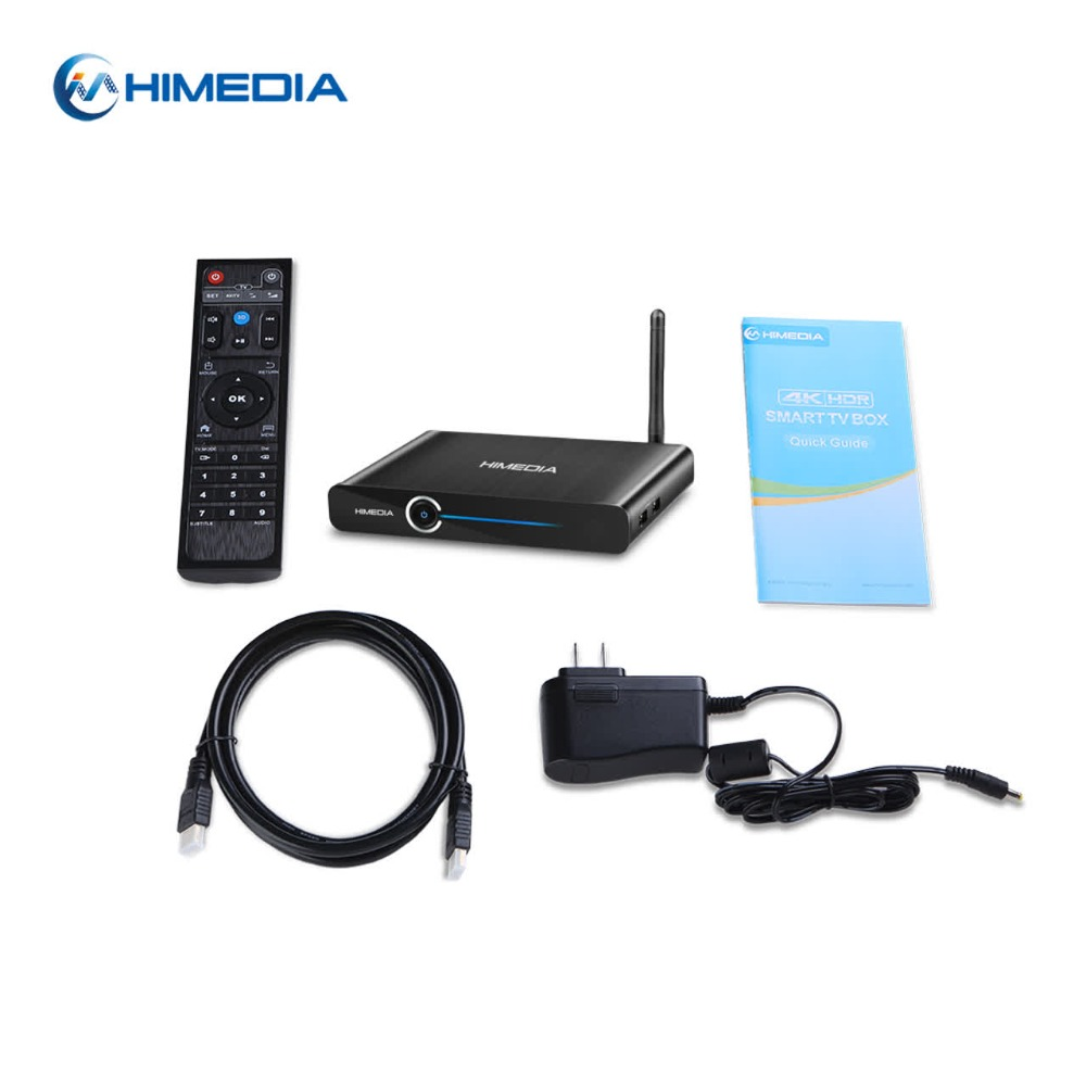 2gb ram 8gb rom android 7 tv box support XBMC 4K and H.265 Support Google Play and Skype 2D/3D Games USB Web Cam