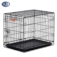 Cheap Tube Safety Dog Cage Specially Design for Dangerous Dog