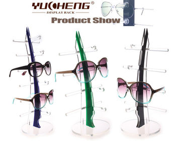 [YUCHENG] acrylic display stands Y081