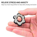 Roller Chain Fidget Toy Stress Reducer for ADD ADHD Anxiety Autism Adults Kids