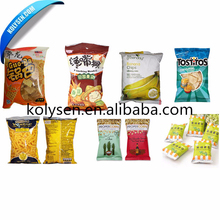 Zipper Printed Dry Food Nuts Packaging Pouch