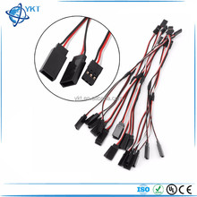 Y Style RC Extension Servo Wire Lead Cord Cable For JR Futaba