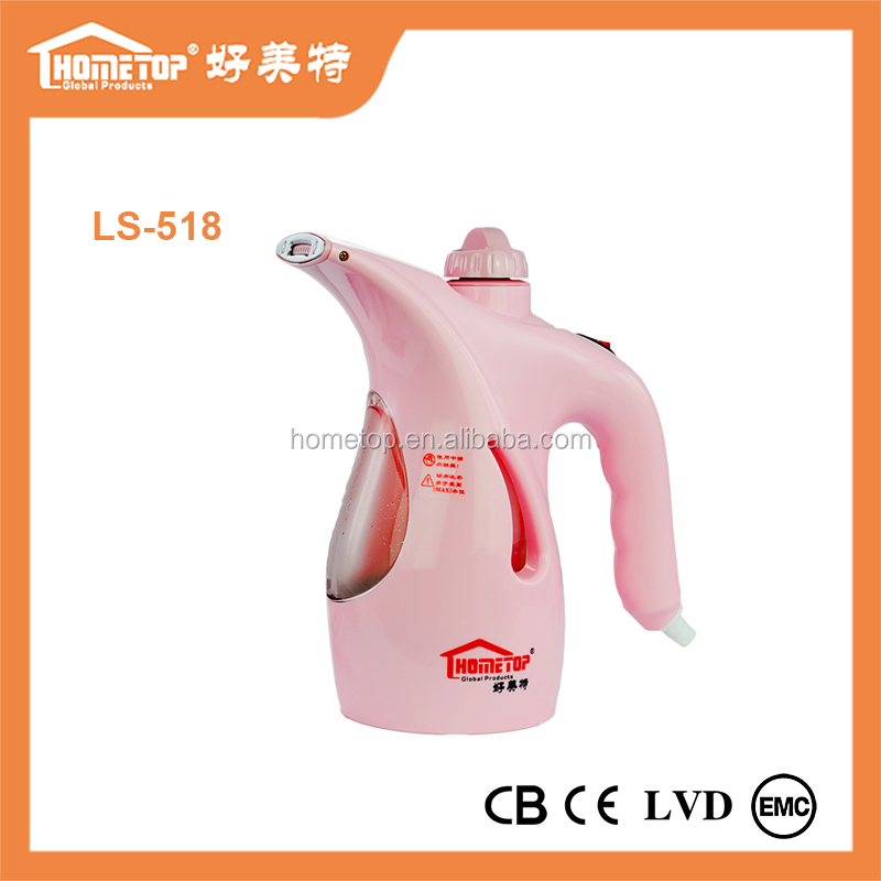 700Watt Travel Types,Mini Portable Design,With Brush Parts,As Seen On Tv Steam Iron Press