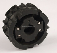 820 plastic mold injection split sprocket