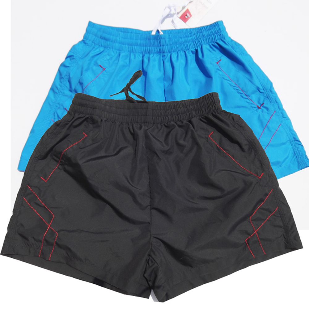 empolyester shorts high quality/custom design men swimming shorts