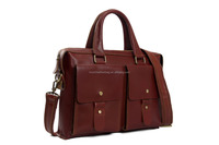 Leather Office Bags For Men In China