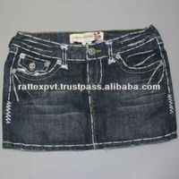 Laguna Beach Women's Corona Del Mar' Indigo Denim Short 2013