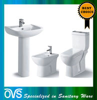 ovs made in china best quality toilet with bidet A1001B