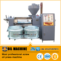 high quality coconut oil making machine coconut oil press machine copra pressing machinery