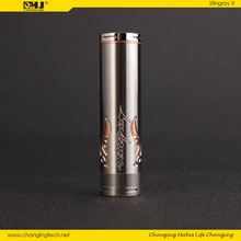 stingray x mod clone full copper tube wrapped with polished 304 stainless steel