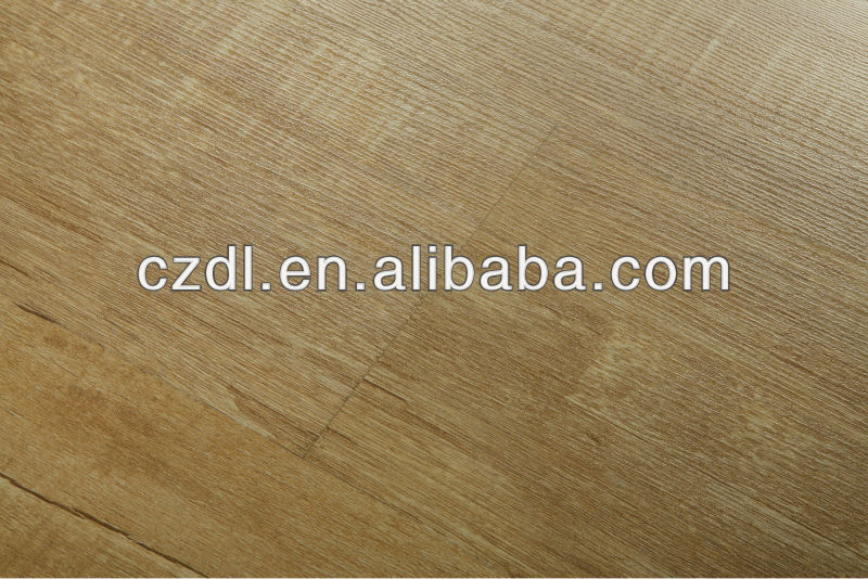 7mm 8mm 12mm Soundproof Cushion Wood Flooirng