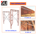 Durable Safety Outdoor Scaffolding System For Construction