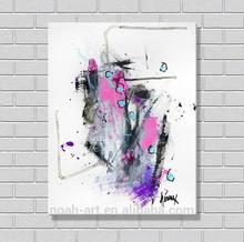 Buy Wholesale China Abstract Paintings Home Goods Wall Art