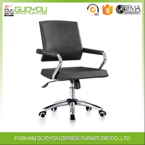 China newest design hign quality staff office chair for hotel home commercial with PU mental frame