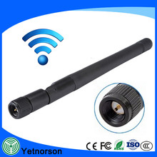 High performance 3dBi laptop wifi antenna booster with SMA plug