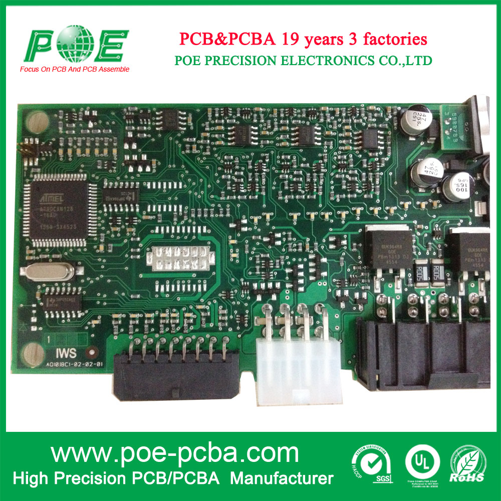 DIP/SMT PCB Assembly services pcb and pcba boards