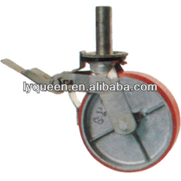 High Quality Heavy duty shock absorbing caster Wheel