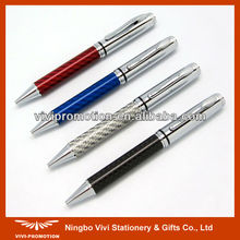 Luxury Carton Fiber Pen for Promotion (VBP016)