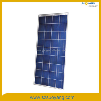 High Quality poly solar Panel 150W In China