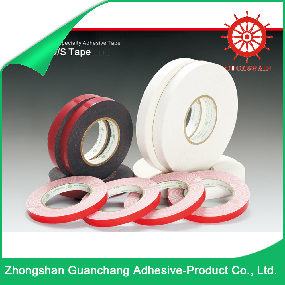 China Supplier High Quality Single Sided Pe Foam Tape For Die Cut / Acrylic Foam Tape
