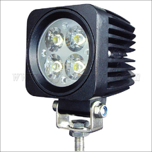 12W LED Work Light Off Road Driving lamp ATV 4X4 Jeep Truck Trailer Motorcycle Bicycle Bulb
