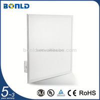 Bottom price ul approved frameless led light panel