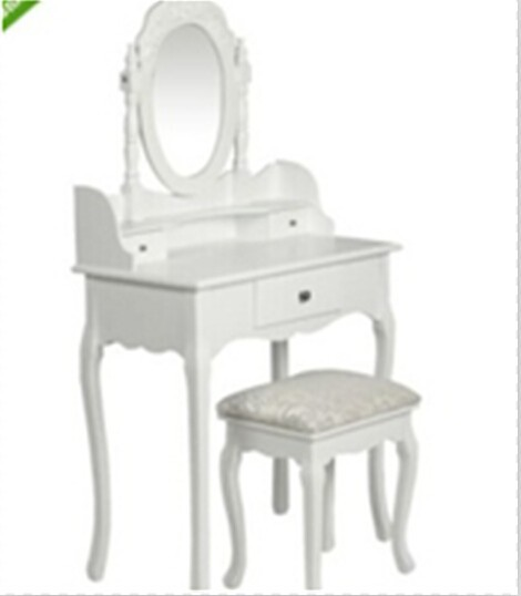 Hot sales new design simple wooden dressing table designs