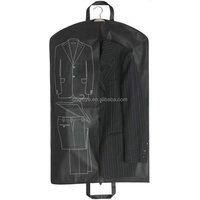 new coming non-woven garment bag for suits packing