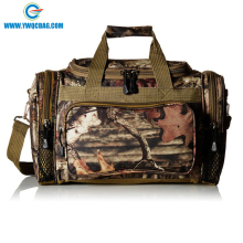 Cheap professional camouflage sports travel bag with shoes compartment