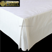 "bed skirt set ,Colors Suede Fabric for King/Queen/Full/Twin Size With 14"" Drop bedskirt hotel bed skirt"